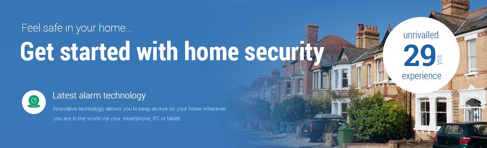 Security alarms Brighton